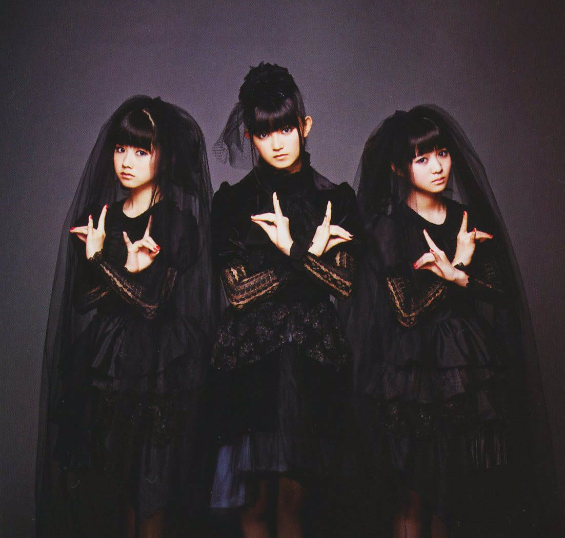 Meet Babymetal, Your New Favorite Band