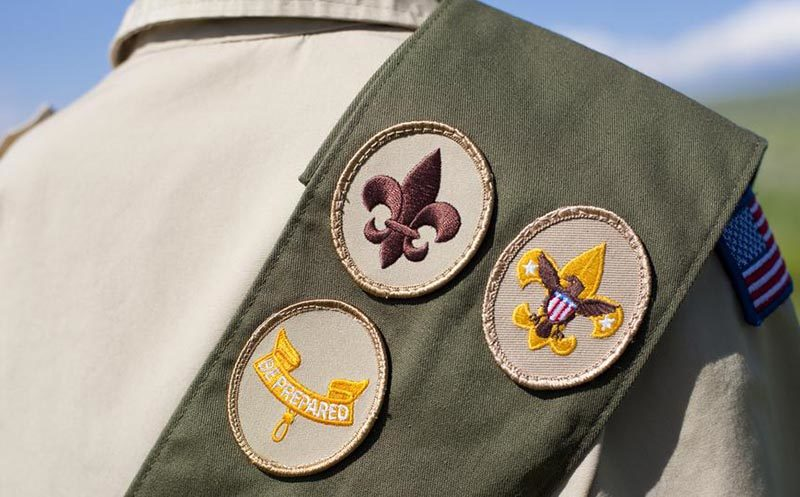 First giant religious group announces break up with new boy scouts