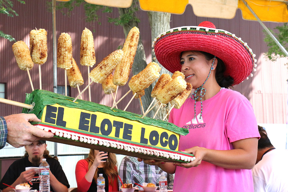 Image result for crazy state fair food