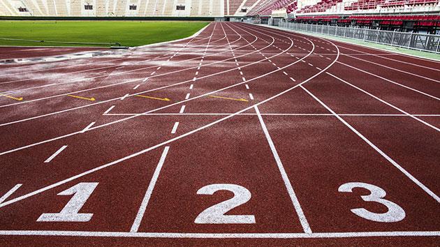 GETTY 92215 TrackField