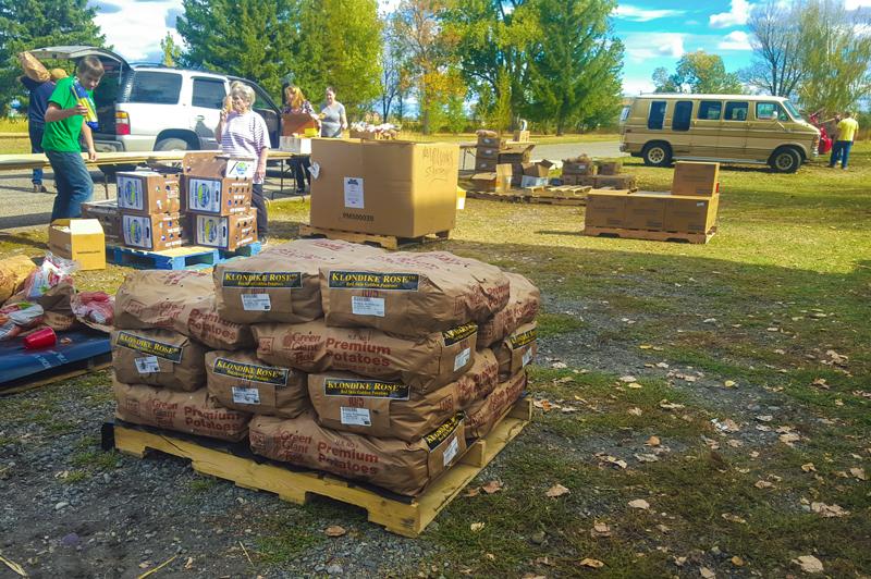Community Food Bank Idaho Falls