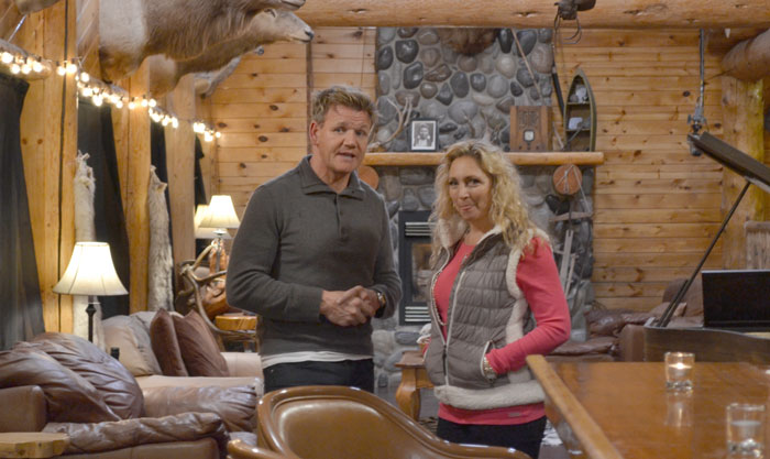 Dave Smith Idaho >> Celebrity chef Gordon Ramsay serves up tough criticism in Island Park | East Idaho News