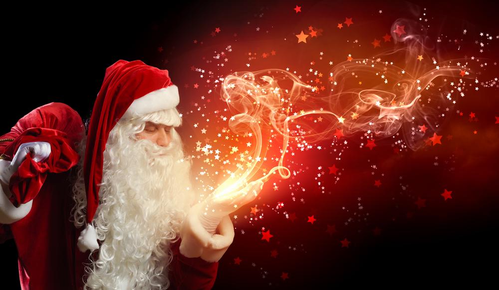 Evidence illuminates a shocking truth about Santa Claus ...