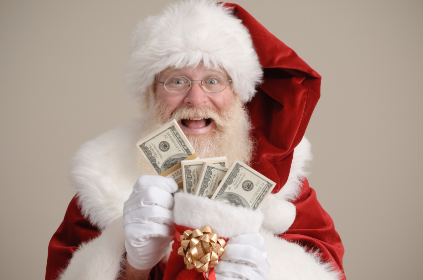 A Secret Santa wants us to give away $100,000 by Christmas | East ...
