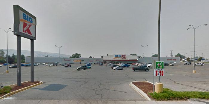 Kmart in Nampa Idaho