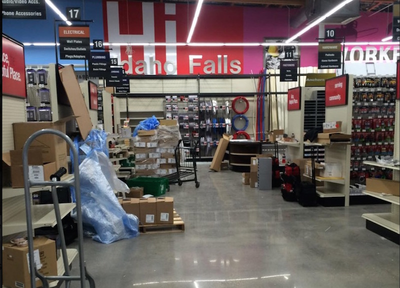 Hardware Store Home Furnishings Business Coming To West Broadway East Idaho News