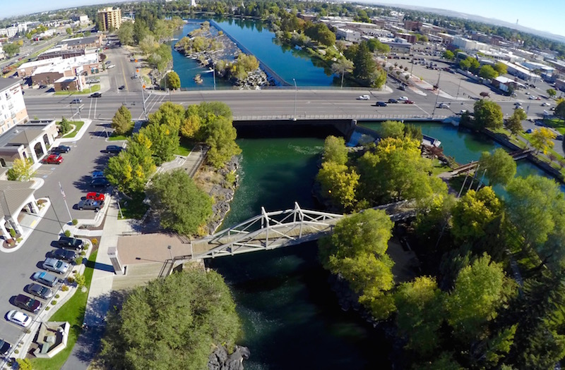 construction on broadway bridges in idaho falls resumes