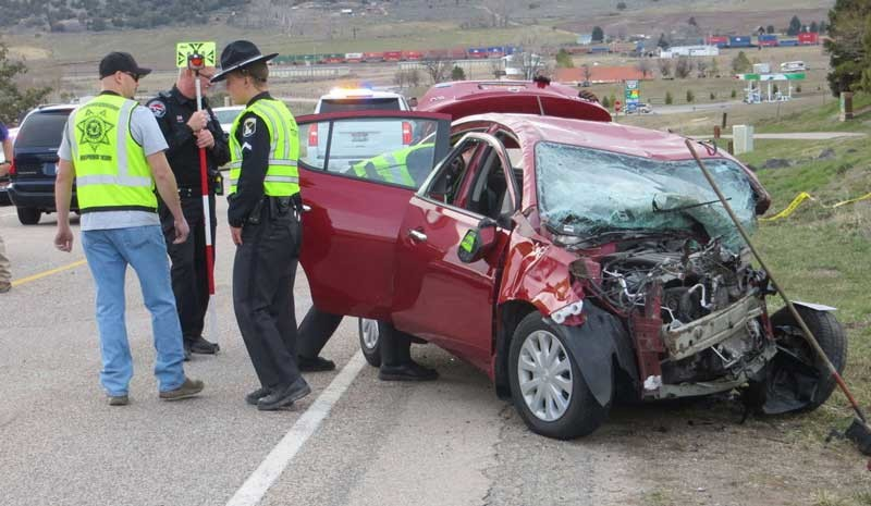 ISP release names of two people killed in Lava Hot Springs crash