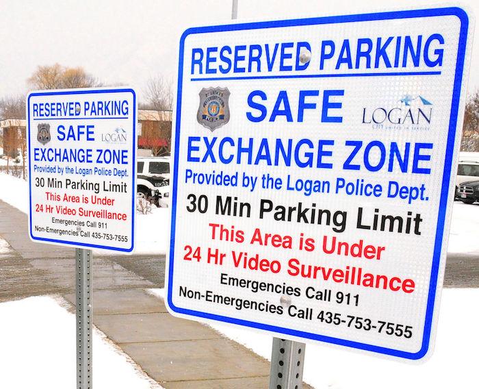 logan safe exchange