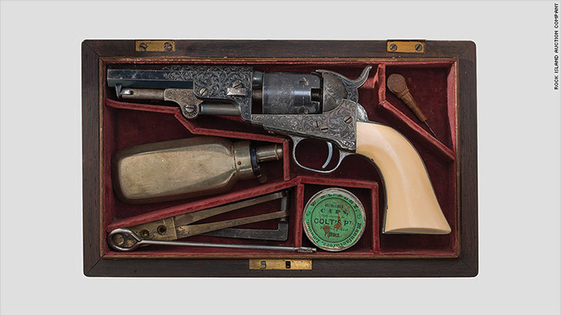 Brigham Young's pistol