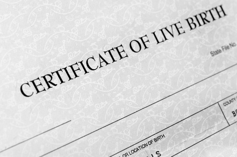 A Three Parent Birth Certificate Its Becoming More Common East