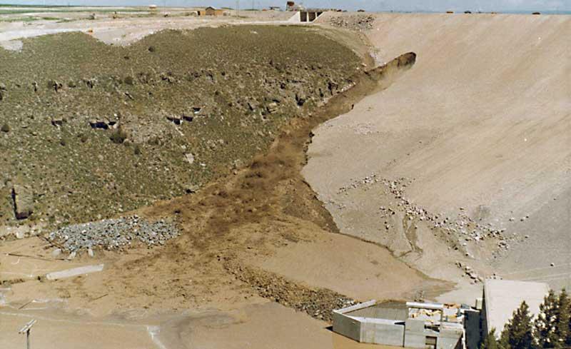 Sitting on the Teton Dam as catastrophe struck | East Idaho News
