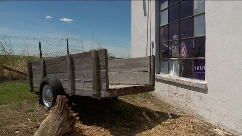 Colorado 'ghost town' up for sale on Craigslist | East ...