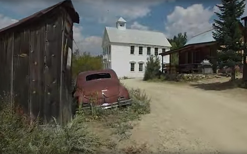 idaho 39 s ghost town that 39 s still alive east idaho news. Black Bedroom Furniture Sets. Home Design Ideas