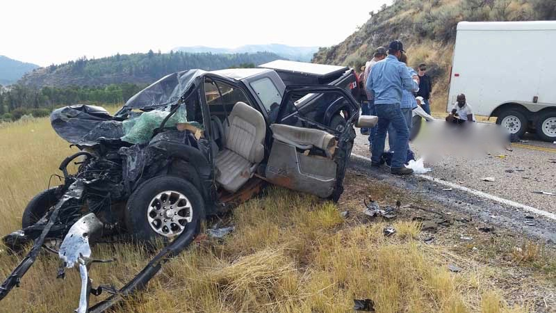 Traffic on us 26 blocked for miles following fatal crash for West valley motor vehicle
