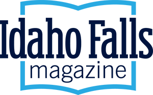 Idaho Falls magazine logo
