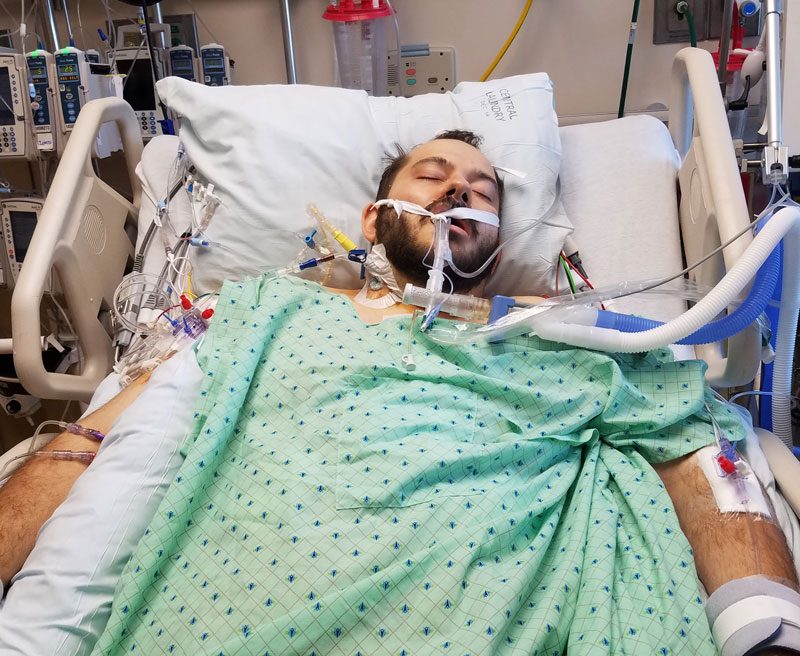 SUNDERLAND: A successful surgery – and living with a power cord ...