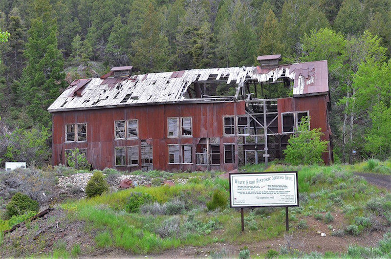 Schiess: Mackay's Mine Hill   East Idaho News