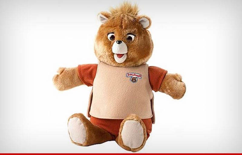 Iconic '80s toy bear Teddy Ruxpin is back