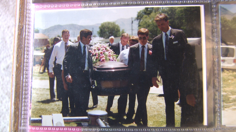 jeralee funeral