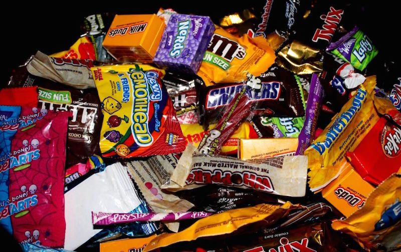 These are the 3 best-selling Halloween candies in Idaho | East ...