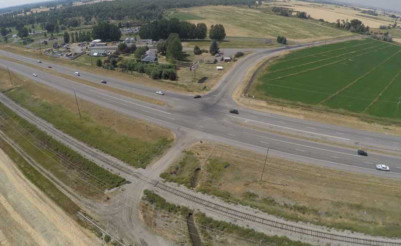 Itd plans highway construction projects in east idaho