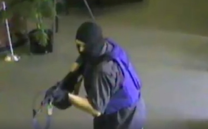 U.S. police finally catch bank robber dubbed 'AK47 Bandit'