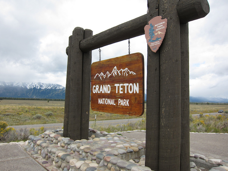 Rangers Rescue Injured Climber on Grand Teton