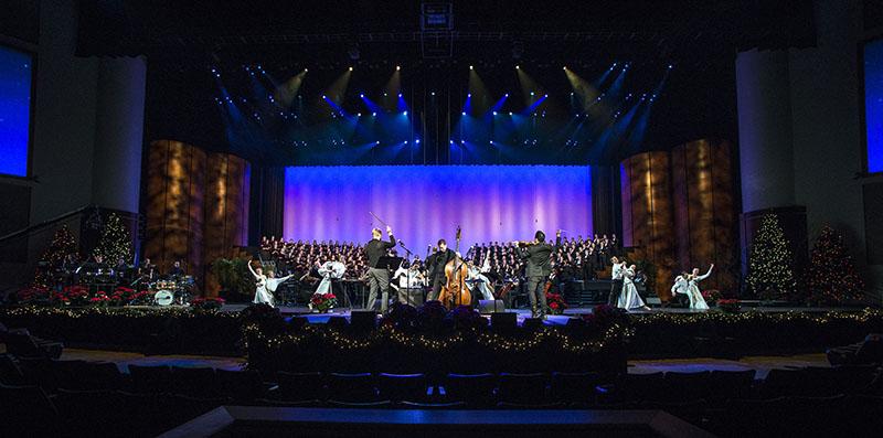 Byui Christmas Concert 2021 Byu Idaho Christmas Concert To Air On Idaho Public Television East Idaho News
