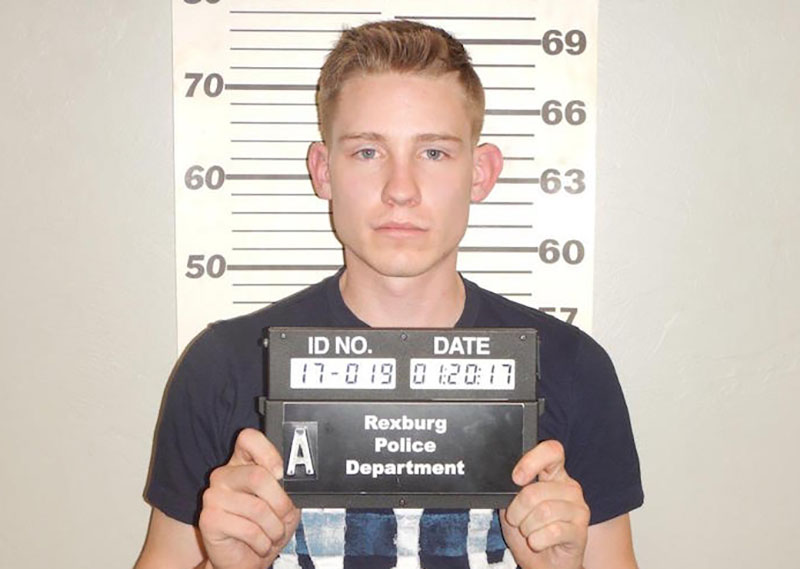 BYUI student charged with voyeurism after camera