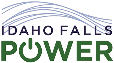 idaho falls power logo