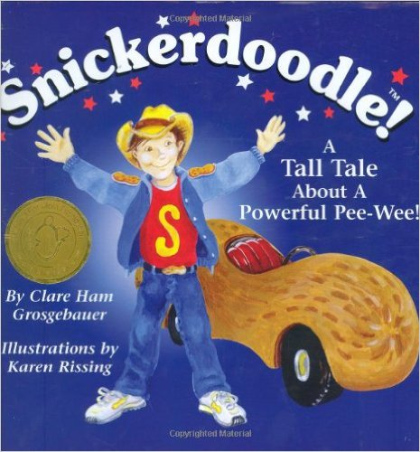 snickerdoodle cover