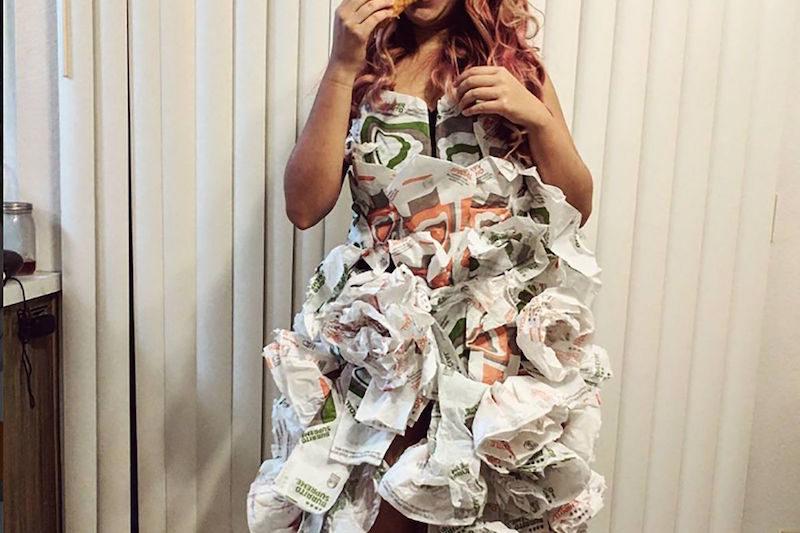 Las Vegas It S Nacho Average Wedding Dress