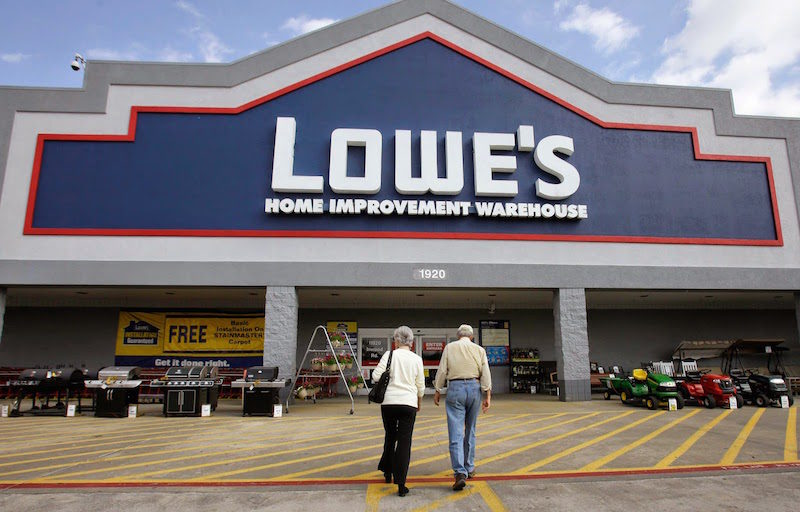 Beware of phishing scam on Facebook targeting Lowe's customers