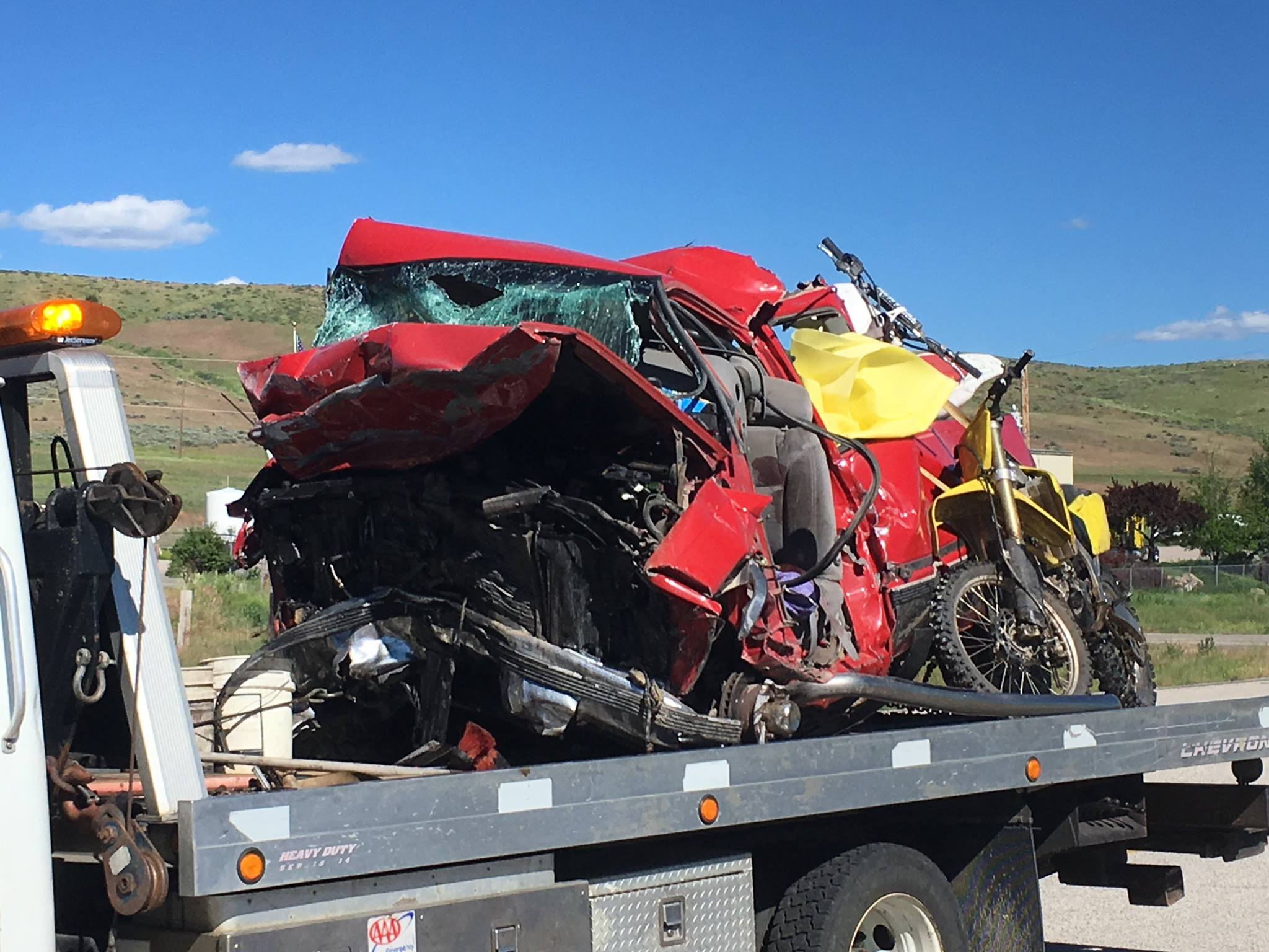 Update Name Released In Triple Fatality Crash East