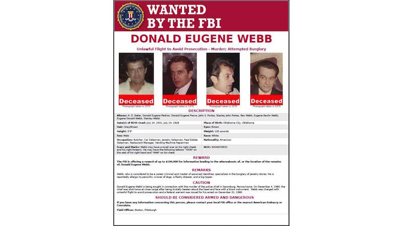 Former FBI 'Ten Most Wanted' fugitive's remains identified | East