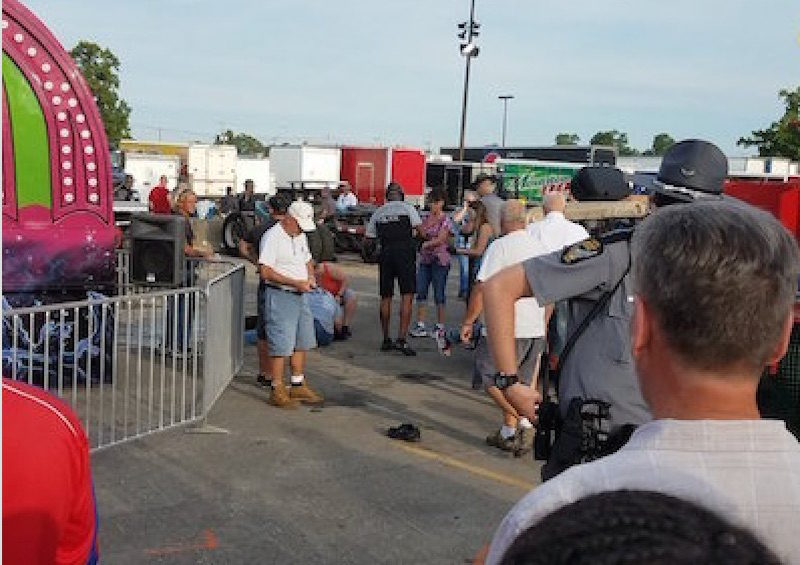 At least one person killed after ride incident at the ohio for Craft show ohio state fairgrounds
