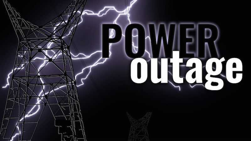 UPDATE: Power restored for Fall River Electric customers