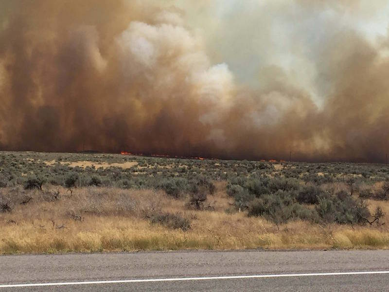Land agencies announce new restrictions due to fire threat