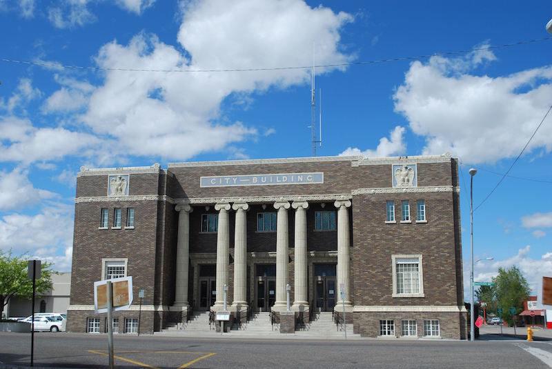 idaho falls city hall