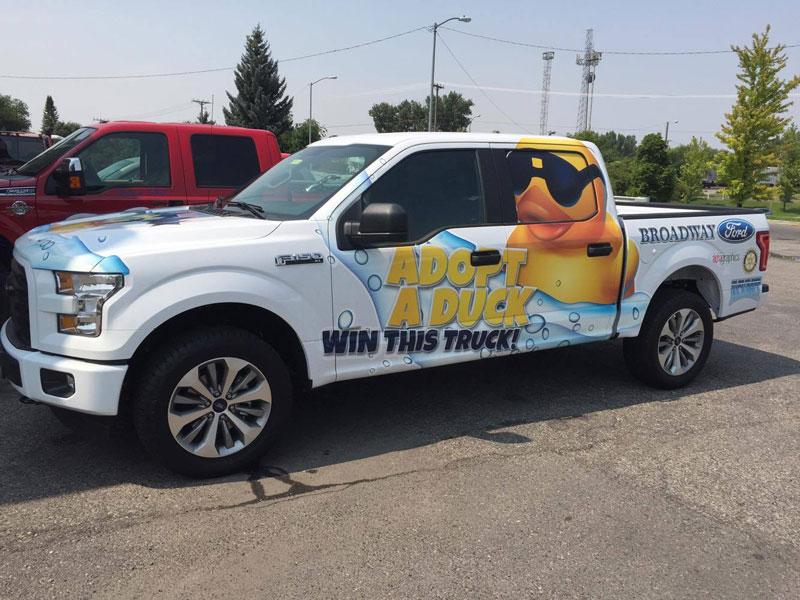 Broadway Ford Idaho Falls >> Great Snake River Greenbelt Duck Race to be held next week | East Idaho News