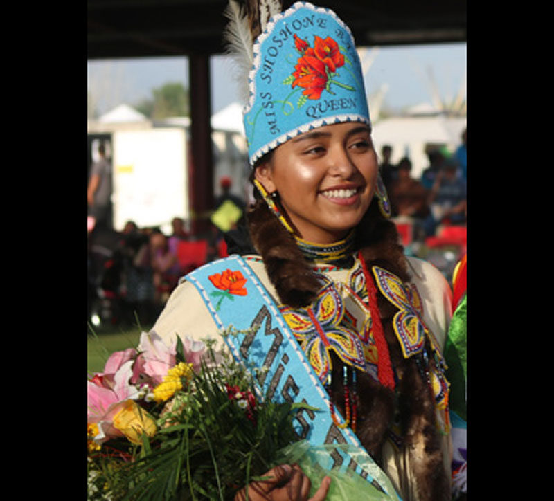 New Miss Shoshone-Bannock crowned this weekend