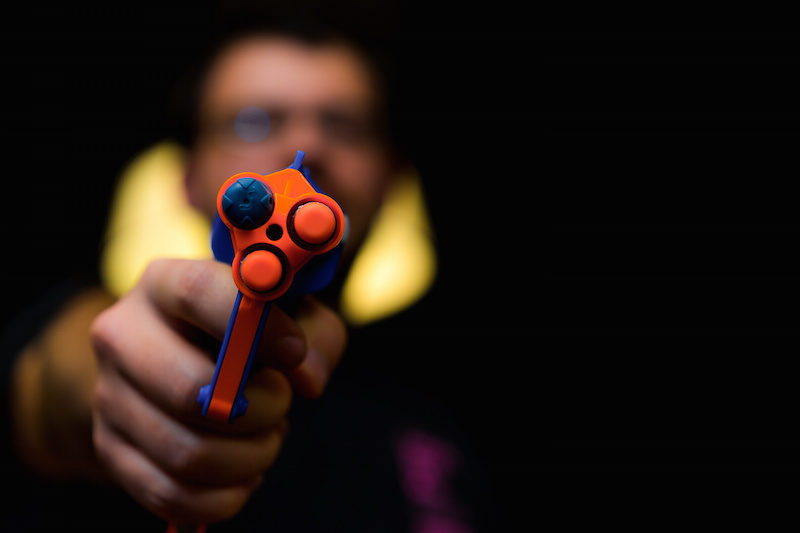 Be Careful With Nerf Guns, Kids: You Might Seriously Damage Your Eyes