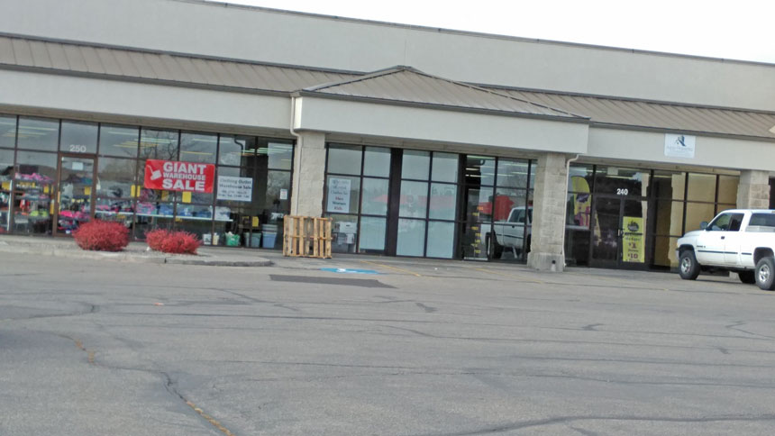 SMALL BUSINESS SPOTLIGHT: Clothing Outlet Warehouse Sale