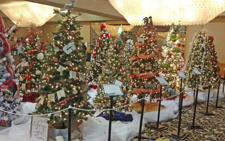 Christmas Events Idaho Falls 2020 46th annual Festival of Trees in Idaho Falls will be held
