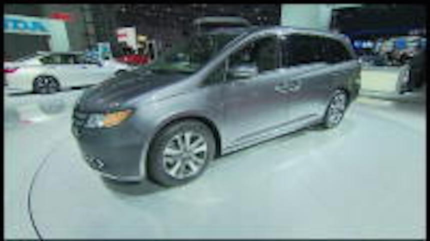 Honda Recalls 900 000 Minivans After Injuries Are Reported East Idaho News