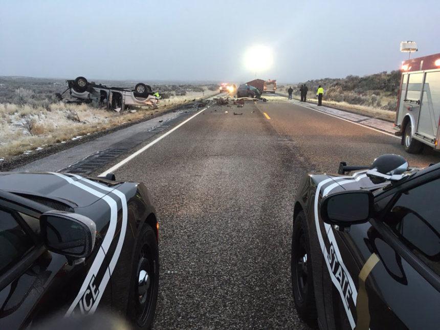UPDATE: Victim identified in fatal crash   East Idaho News
