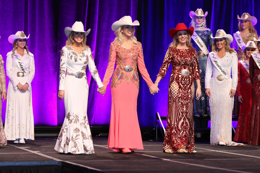 Menan woman places in Miss Rodeo America   East Idaho News