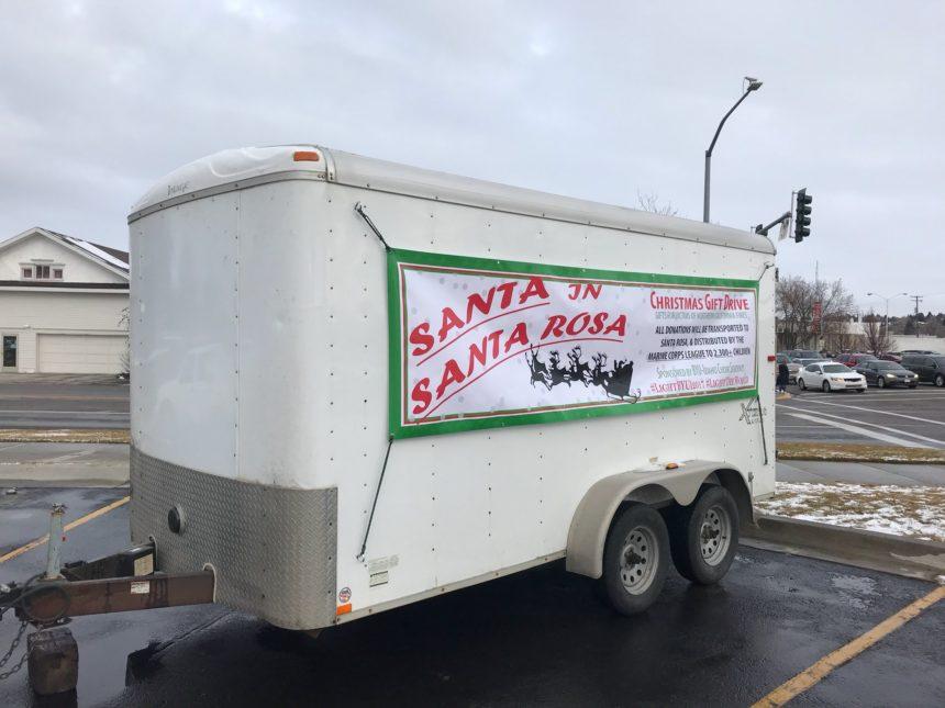 One light at a time\' — bringing Santa to Santa Rosa from east Idaho ...
