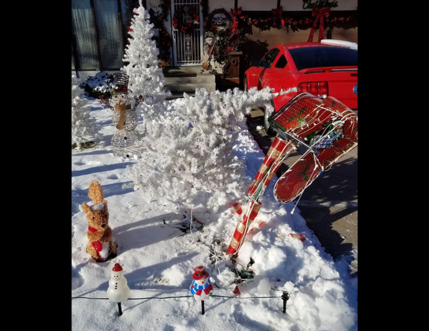 Vandals Destroy Decorations Of Chubbuck S Former Griswold